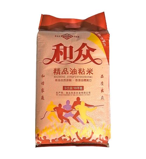 和众精品油粘米